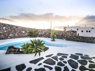 Photo for holiday home, Mácher  in Lanzarote - 2 persons, 2 bedrooms