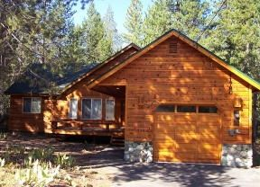 Photo for Dainty cabin in the lower part of Tahoe Donner