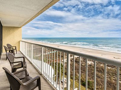 Photo for One Bedroom Deluxe Condo - Ocean Front