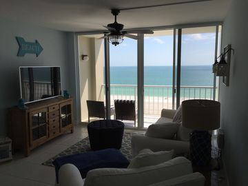Avail. APRIL! 17th Floor Oceanfront Remodeled Beach Escape!