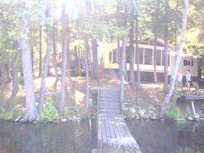 Fun Family Cottage - New Dock Recently Added