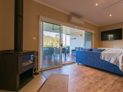 Photo for Rose Cottage offers comfort convenience and contemporary living.