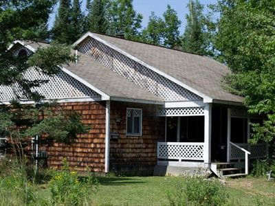 Photo for Madeline Island Cottage. Close to Town