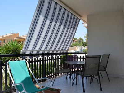 Photo for Nice flat with terrace in residential area