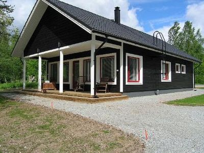 Photo for Vacation home Äyskäri c in Tervo - 6 persons, 2 bedrooms