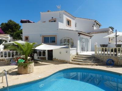 Photo for Casa Zinat - Beautiful Holiday Home Calpe
