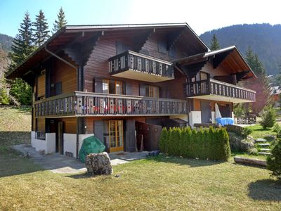 Photo for Apartment Armorial I  in Villars, Alpes Vaudoises - 2 persons, 1 bedroom