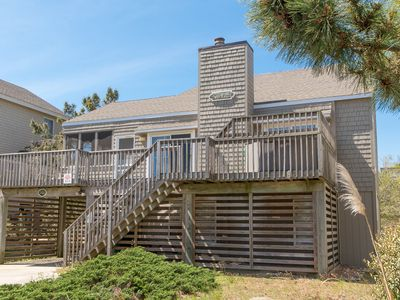 Photo for C0573 Sea Prize. 150 Yards to Beach Access, PETS OK, Hot Tub, Free WiFi!