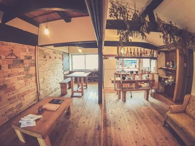 Photo for Traditional Japanese house in Kagoshima.Reserved plan.An inn that meets the lifestyle surrounded by the smell of tea.