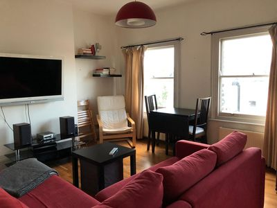 Photo for Bright Two Bedrooms Apartment in Kentish Town