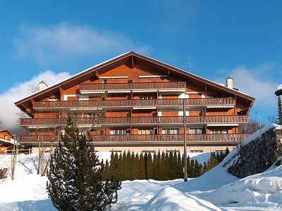 Photo for Apartment Ambassadeur 15  in Villars, Alpes Vaudoises - 4 persons, 2 bedrooms