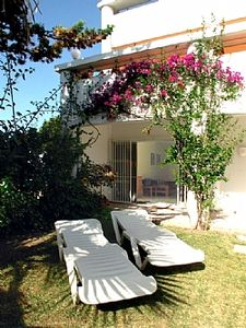 Photo for Apartment Located In Vale Do Lobo With A Small Private Garden Area