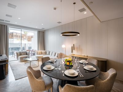 Photo for Glamorous Apt in FIVE on Palm Jumeirah