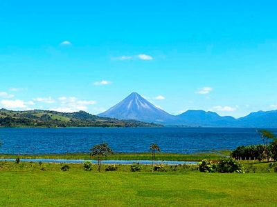 Photo for Villas in Gorgeous Lakegardens by Mystical Lake & Volcan Arenal