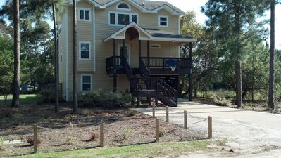 Photo for Corolla Village Corolla NC EasyWalk2 Beach Pool HotTub Oceanside Open All Year