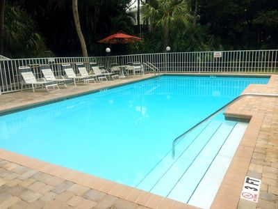Community Pool 200' from house