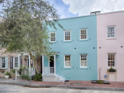Photo for Savannah Haven~ Historic 1852 Townhouse on Crawford Square