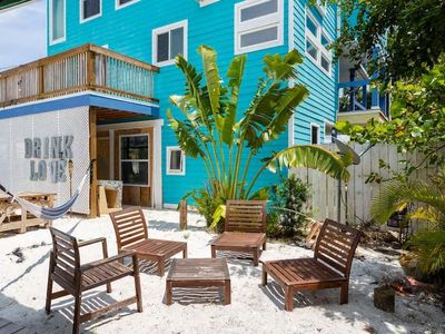 Photo for Luxury Key West Style Beach Chalet