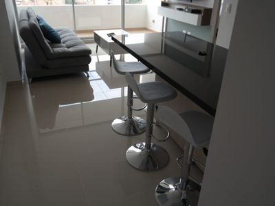 Photo for Beautiful apartment in sabaneta with nice view