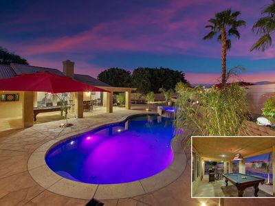 Photo for Casa Del Sol: Pool, Spa, Pool Table, Basketball