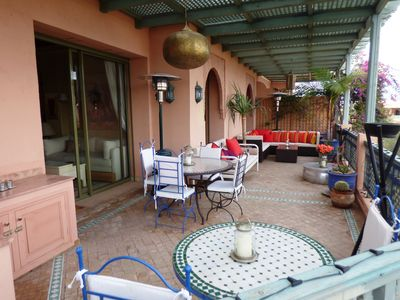 Photo for 2BR Apartment Vacation Rental in MARRAKECH, Marrakech-Safi