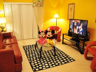 Photo for 4 Bedroom, 3 Bathroom Townhouse at Coral Cay! Just 6 miles from Disney!