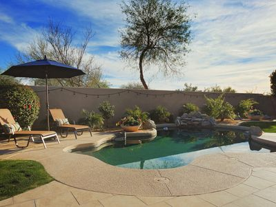 Photo for Scottsdale Vacation Retreat