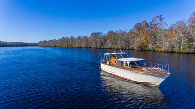 Photo for Historic Wooden Boat on the Cape Fear River, Hope Lee
