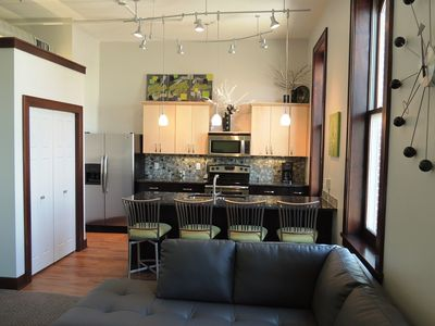 Photo for 1BR Hotel Vacation Rental in Holland, Michigan