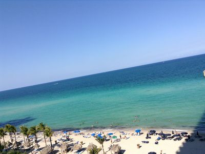 Photo for DIRECT OCEAN VIEW IN SUNNY ISLES