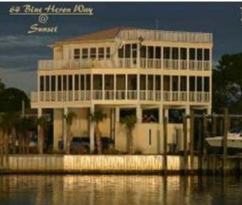Photo for Bay-front! Gorgeous! Spacious! 5/3 Sleeps 14+. Boater's Dream! Close to FSU!