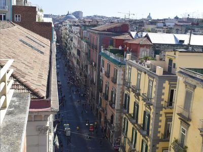 Photo for My Loft in Naples, located in the city center with big terrace