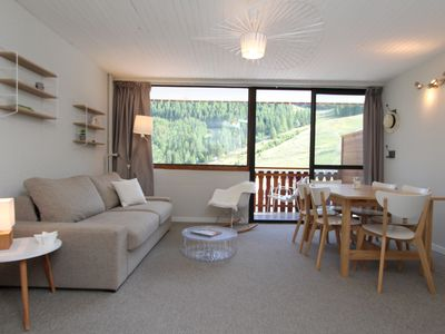 Photo for 2 bedroom apartment, facing south, the slopes
