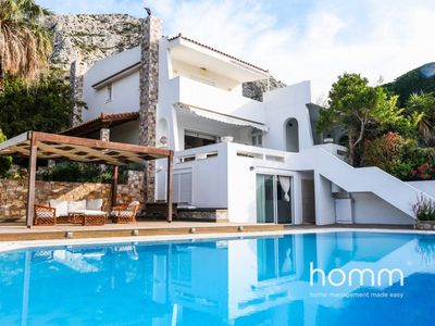 Photo for 260m² homm Deluxe Villa with big pool in Thimary