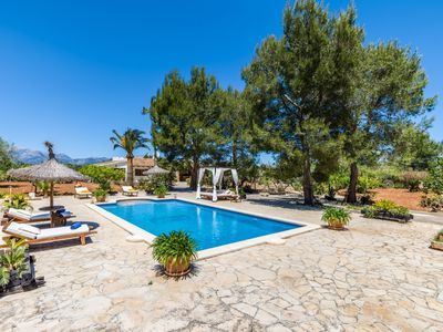 Photo for Casa Catarina - Lovely 2 Bedroom Villa with Private Pool, Fenced Garden and all Commodities ! - Free WiFi
