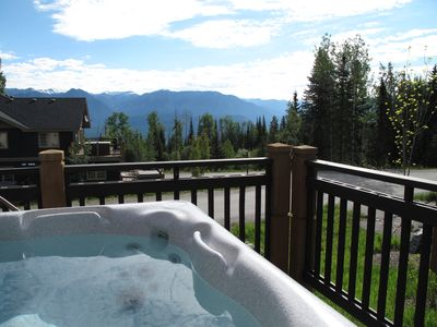 Photo for Modern Mountain Retreat - Private Hot Tub with Views