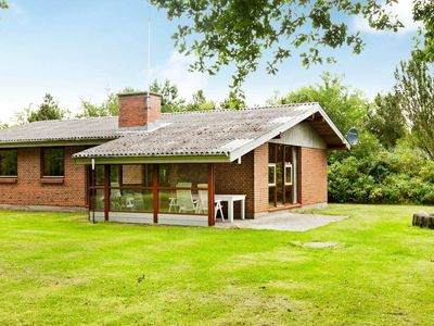 Photo for Luxury Holiday Home in Ørsted with Sauna