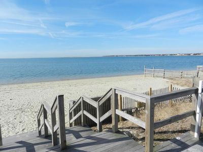 Photo for Meticulous 3BR Home with Views of Lewis Bay!