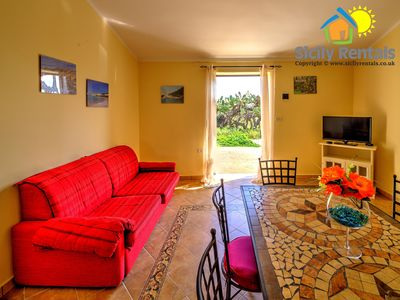 Photo for Villa with beautiful sea view, few minutes away from beach paradises