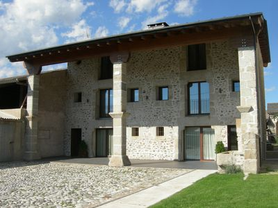 Photo for rural charming apartment in Cerdagne