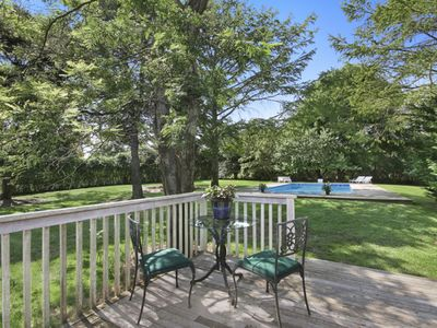 Photo for Bridgehampton - South of the Highway Charming Elegant Home