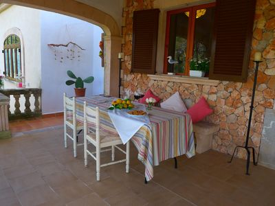 Photo for Beautiful Country House Polita Home with Mountain View, Pool, Terrace, Balcony & Wi-Fi; Parking Available