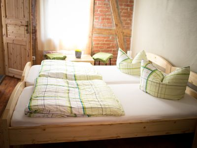 Photo for Double room - Forsthaus Leiner Berg