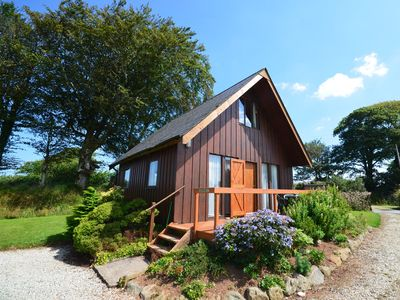 Photo for 2 bedroom Log Cabin in Boscastle - TWIME