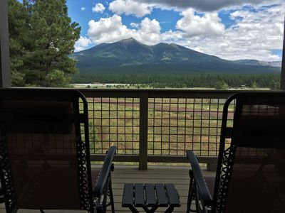 Photo for Snowbowl Guest Loft..Best views and as close to the Ski Area and Grand Canyon.