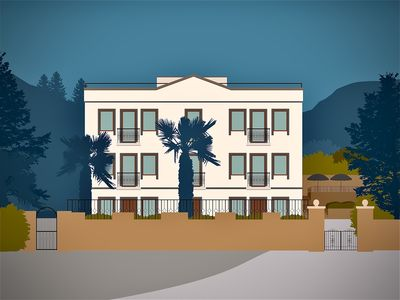 Photo for Lale Apartment Kalkan No 1 ( This ground floor boutique apartment is new 2020)