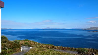 Photo for House with spectacular views of sea and mountains, right on the Wild Atlantic Way