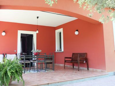 Photo for Adorable Holiday Home in Santa Lucia with Swimming Pool