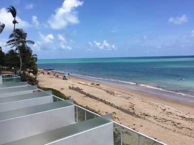 Photo for Apartment 101 Ed. Flamboyant sea and sea in front of the Caribessa