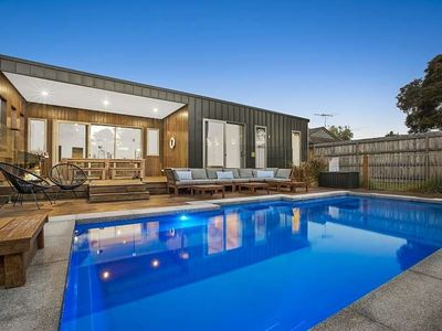 Photo for Moonah Beachside Retreat - Stunning home with pool and 500m to the beach
